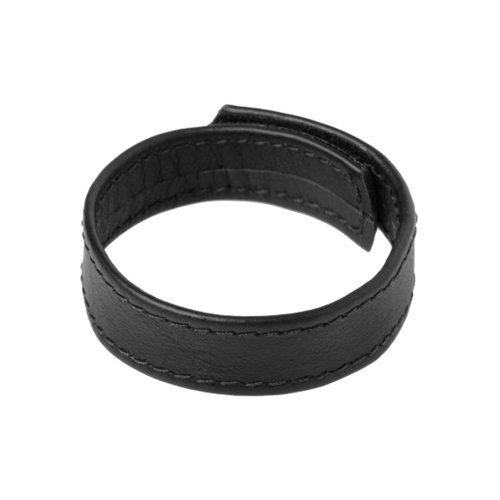 Strict Leather Penisring aus Velcro